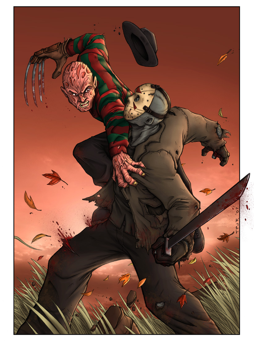 Freddy Vs Jason Still Searching For The Truth
